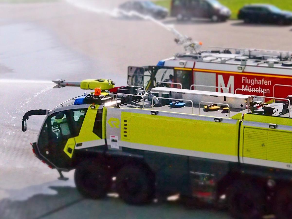 Dynamische Clinic, Spiegel Institut, Studie, Teilnehmer, Feuerwehrauto
